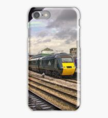 The Old and New Order at Temple Meads  iPhone Case/Skin