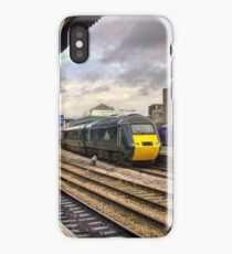 The Old and New Order at Temple Meads  iPhone Case