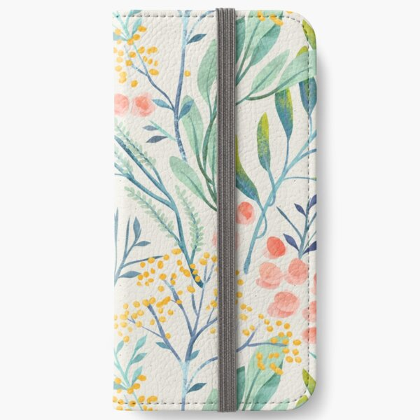 Botanical Garden iPhone Wallet