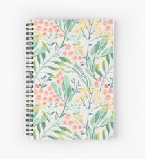 Botanical Garden Spiral Notebook