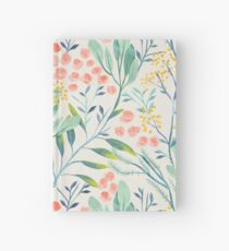 Botanical Garden Hardcover Journal