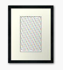 Dotted Life Framed Print