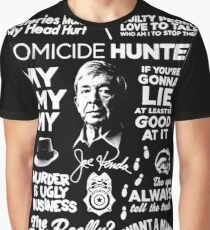Joe Kenda Graphic T-Shirt
