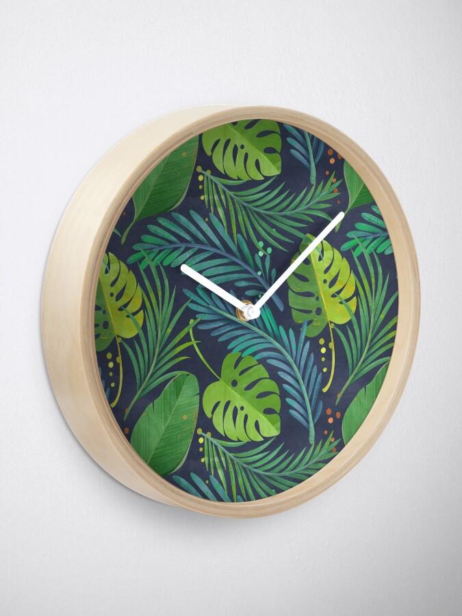 Vista alternativa de Reloj Selva