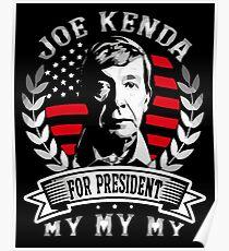 Joe Kenda Poster