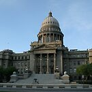 Idaho's capital by Keeton Gale