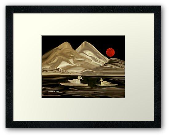 GLACIER BAY by Madeline M  Allen