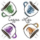 Coffee Life by WelshPixie