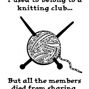 Knitting Club by darrikk