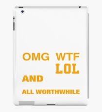 CONSTRUCTION TECHNOLOGIST BEST COLLECTION 2017 iPad Case/Skin