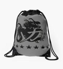 Michael Schumacher Black Dragon Drawstring Bag