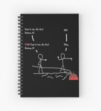 LOTR SUDO Spiral Notebook