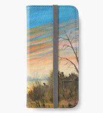 Evening Duck Hunt iPhone Wallet/Case/Skin