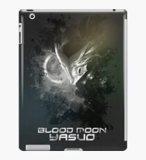 League of Legends Blood Moon YASUO iPad Case/Skin