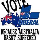 Australian Liberal Party by Darren Stein