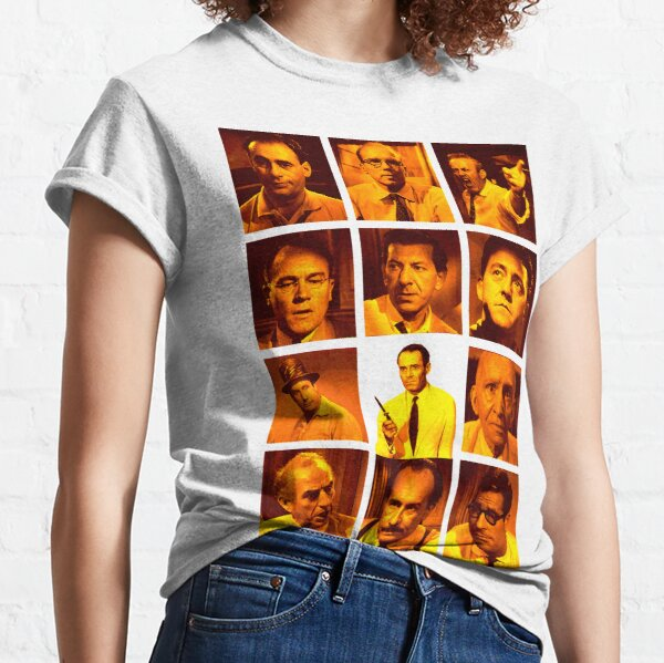 12 Angry Men Classic T-Shirt