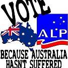 Australian Labour Party by Darren Stein