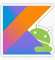 Android And Kotlin Sticker