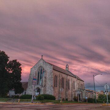 St John The Evangelist Church,  Wisconsin Rapids by farmbrough
