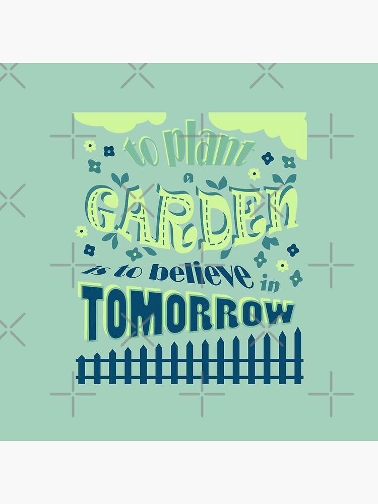 Plant a Garden Ver.1 by PrintablesP