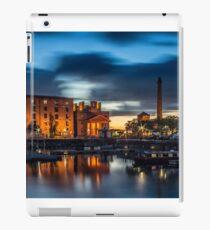 Salthouse Dock - Liverpool iPad Case/Skin