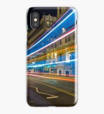 Water Street Bus Lights iPhone Case/Skin