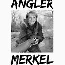Angler Merkel by Aaron Booth