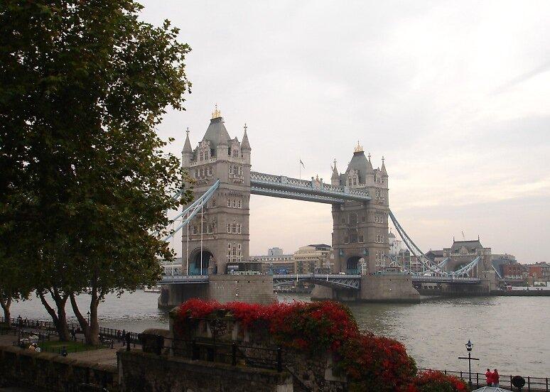 London Tower Bridge, by Itala D'Ambrosio by idasil10
