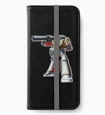 Retro Transformers Megatron G1 Toy Art iPhone Wallet/Case/Skin