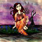 The Flowers of Evil (Les Fleurs du mal) II by Danielle Bain