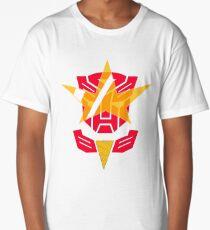 Optimus Lagann 2.0 Long T-Shirt