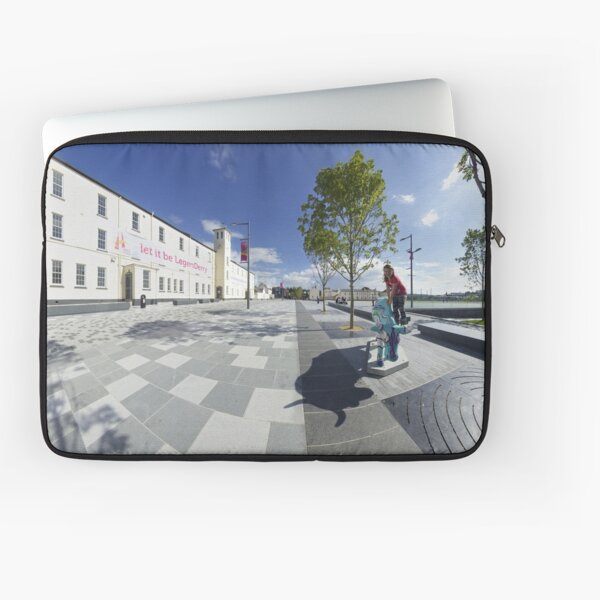 Let it be LegenDerry Laptop Sleeve