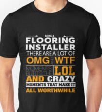 FLOORING INSTALLER BEST COLLECTION 2017 Unisex T-Shirt