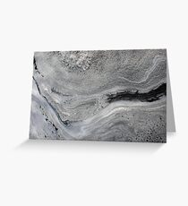 Swirling Waters Greeting Card