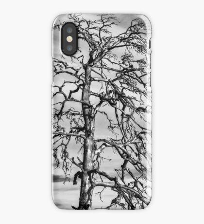 Still Standing - black edition iPhone Case
