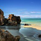 Shell Beach, South Australia by Jordan Bails