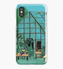 The greenhouse iPhone Case/Skin