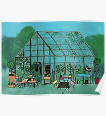 The greenhouse Poster