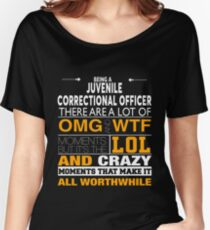 JUVENILE CORRECTIONAL OFFICER BEST COLLECTION 2017 Women's Relaxed Fit T-Shirt