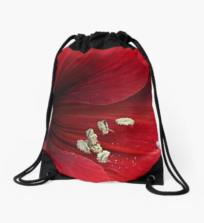 Affairs Of The Heart Drawstring Bag