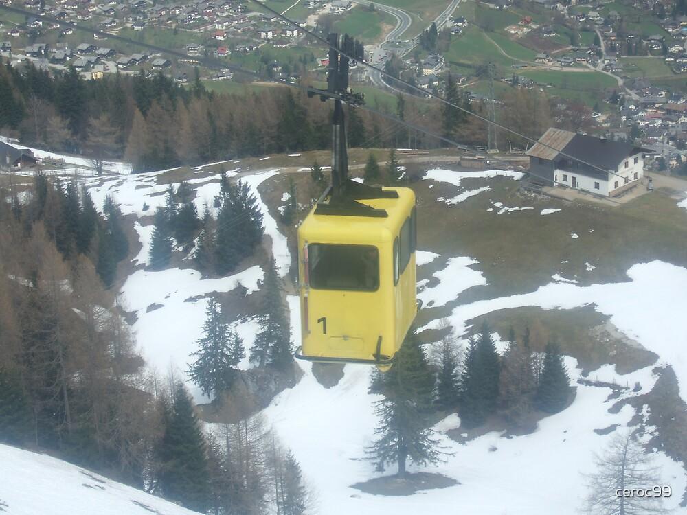 Cablecar Ride - Austria by ceroc99