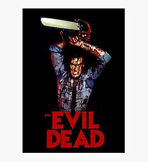 The Evil Dead Photographic Print