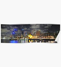 Campbell's Cove Panorama Poster