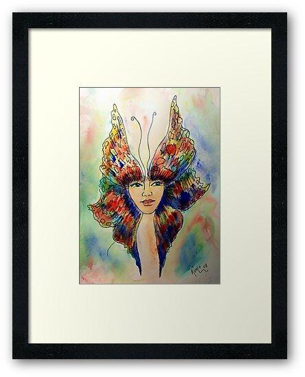 Butterfly by Robin Monroe