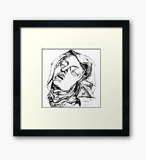 INTERPRETATION  Framed Print