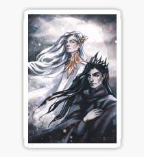 Manwe, Melkor Sticker