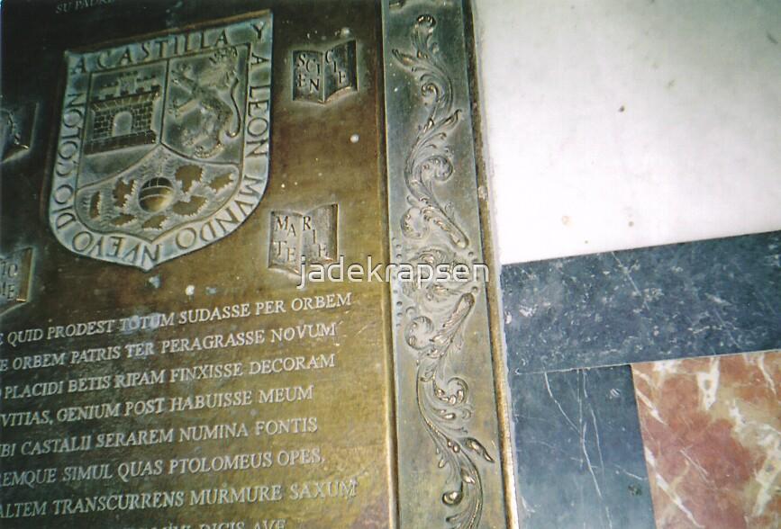 Crest of Colón by jadekrapsen