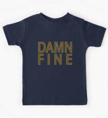 Damn Fine Kids Clothes