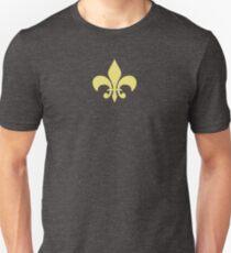 Fleur-de-lis HEMD, AUFKLEBER, ETC Unisex T-Shirt