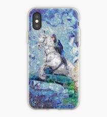 Eventing - A sports crown - second edit iPhone Case